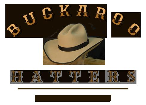 Custom Handmade Western Hats and Fedoras - Buckaroo Hatters 7ac5913bf2a